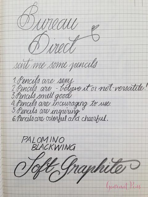 Review Palomino Classic Blackwing Pencils @BureauDirect (11)