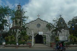 Ilocos Sur - Agoo cathedral