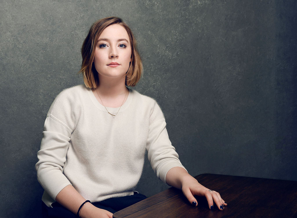 Сирша Ронан — Фотосессия для «Бруклин» на «Sundance» 2015 – 43