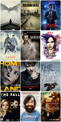 Mis series favoritas de 2015