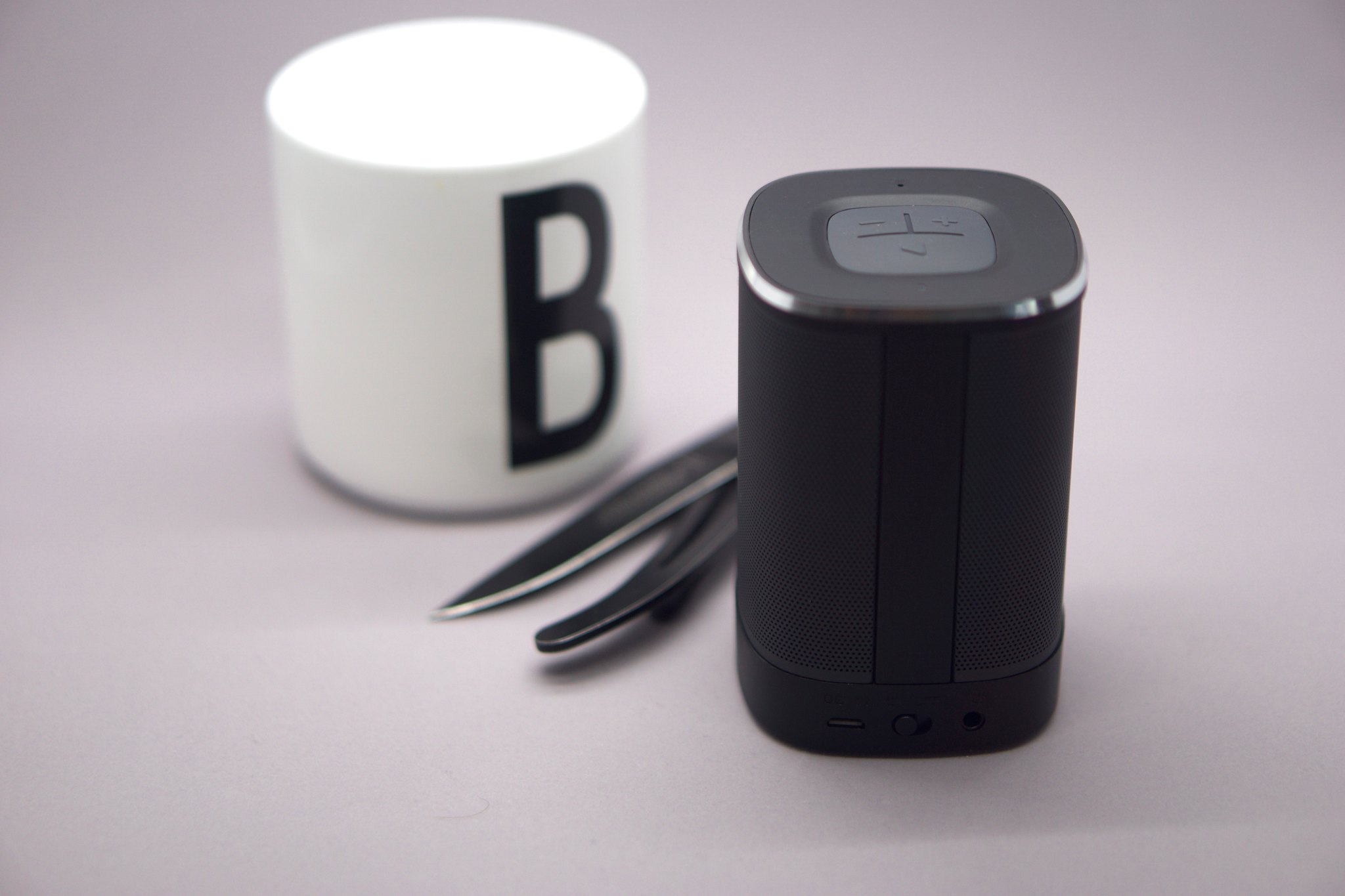 Test enceinte Bluetooth EasyAcc