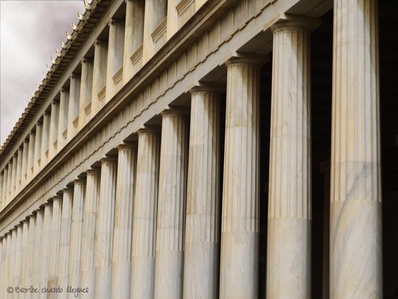 Columnata de la Stoa de Átalo