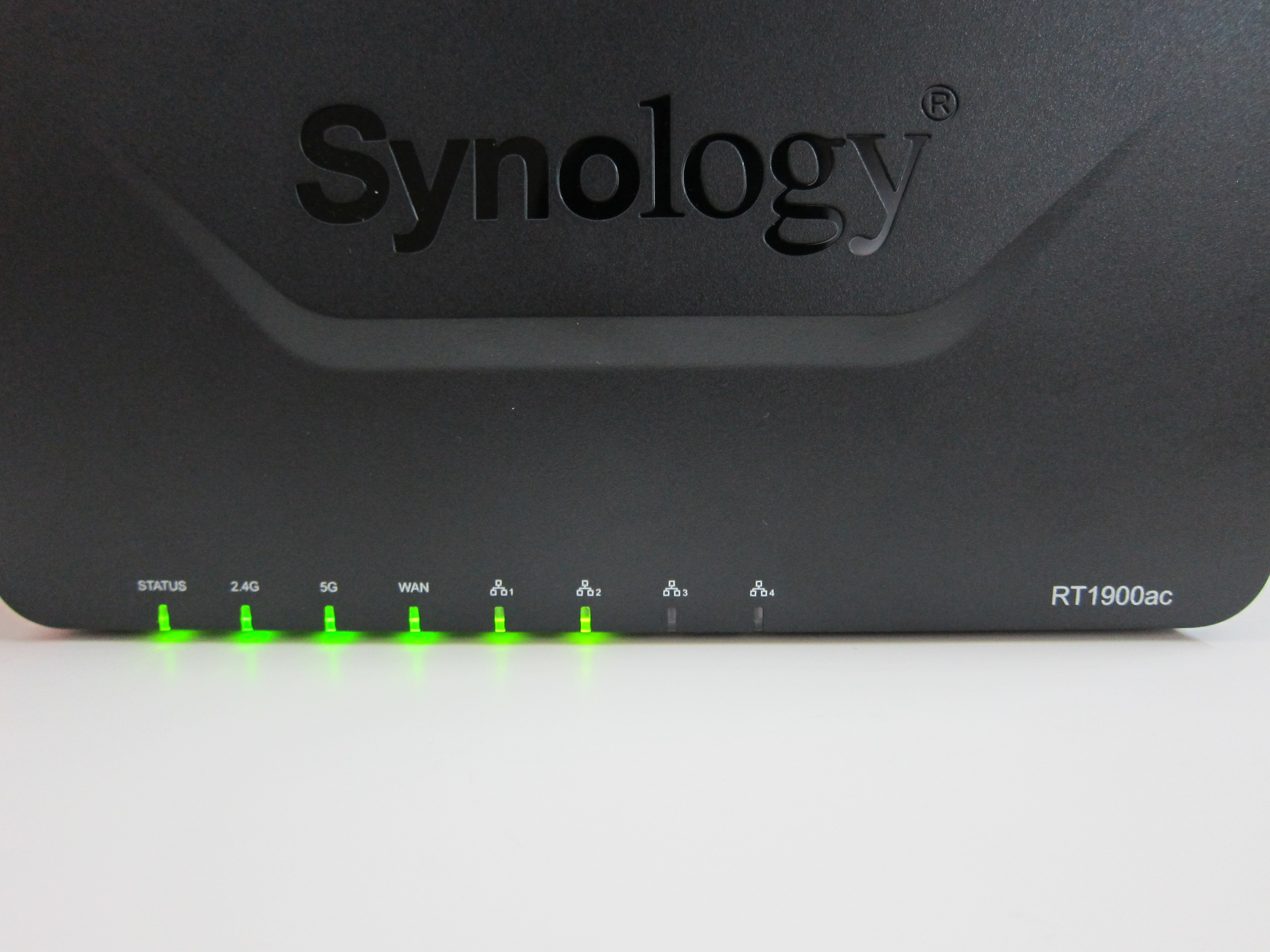 Wireless Home Network Router Broadcom Diagram Synology Rt1900ac Review Blog Led Indicators