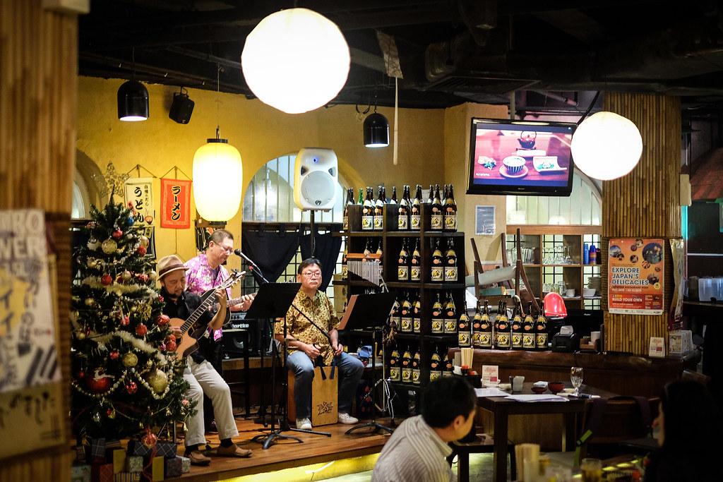Eateries Open During Chinese New Year: Tomo Izakaya