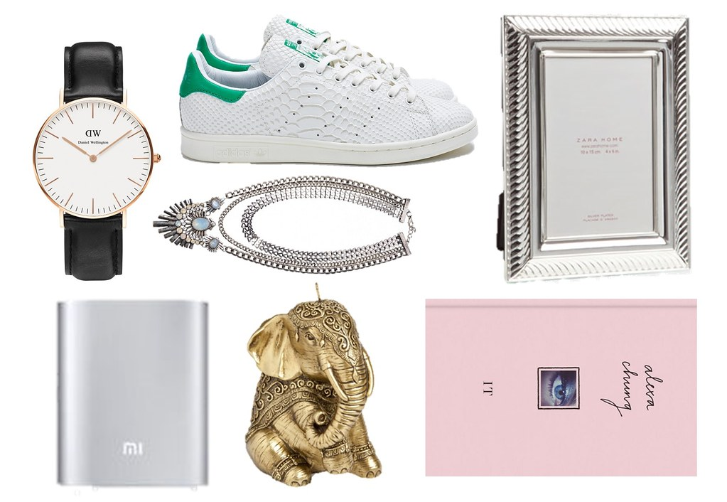 Xmas: gift ideas for her