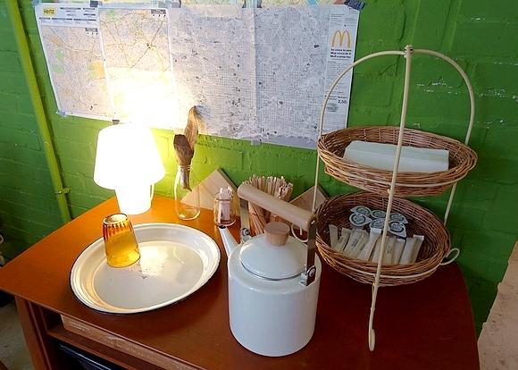 台北下午茶儲房咖啡店10
