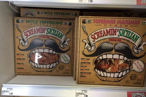 Screamin Sicilian Pizza