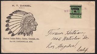 Daniel, Hershel envelope