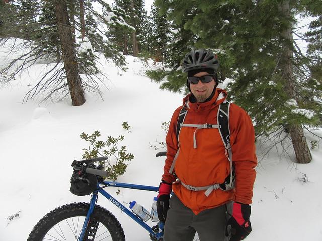 Spooner Summit Loop