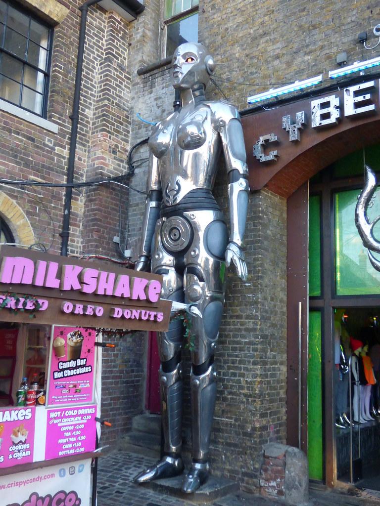 ... Camden Market - Cyberdog  d1bf71e0c