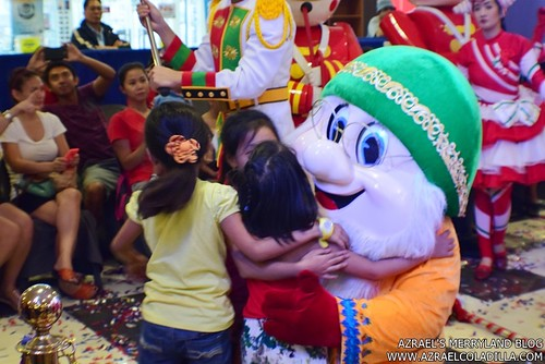 Grand Magical Christmas Parade in SM City Trece Martires (34)