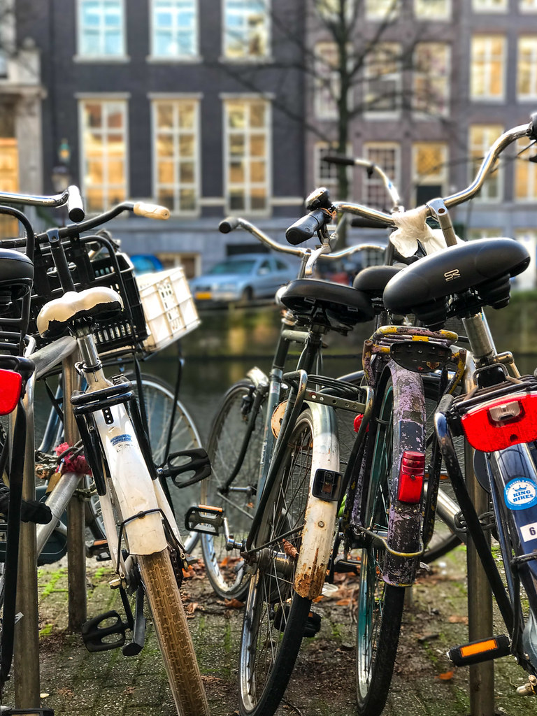 Cycles on the Canal