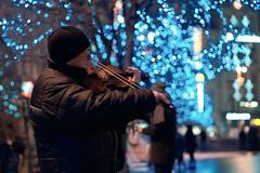 Ночная скрипка / Night violin