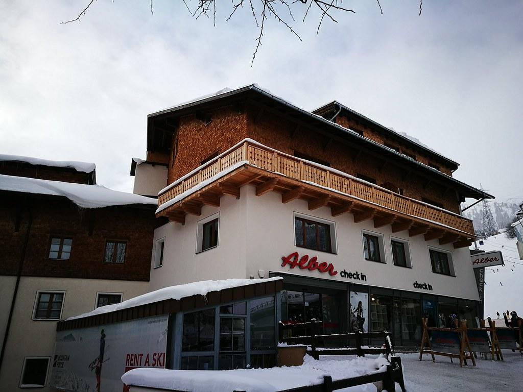Hotel Rosa Canina St Anton