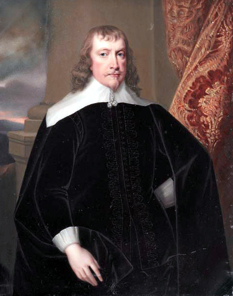 Francis, 4th Earl of Bedford by Henry Bone