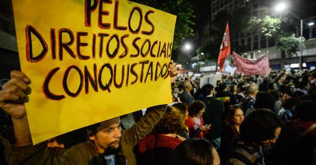 Entidades pretendem dar mais capilaridade às informações sobre medidas austeras e pressionar atores políticos. - Créditos: Fernando Frazão/Agência Brasil