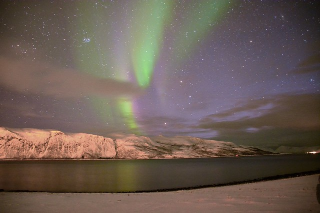 Mystical Northern Light (Finnmark, Norway)
