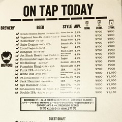 On Tap Today