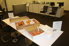 1st Annual Kresge/Blau 4th Floor & MOtown Reunion Paczki Day Extravaganza (Ross School of Business - University of Michigan February 28, 2017)