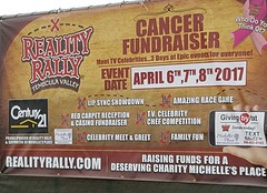 Lots of love for our charity sponsors in #Temecula #realityrally