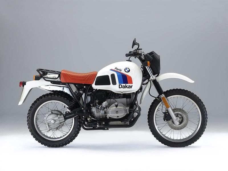BMW R80 G/S Pars-Dakar