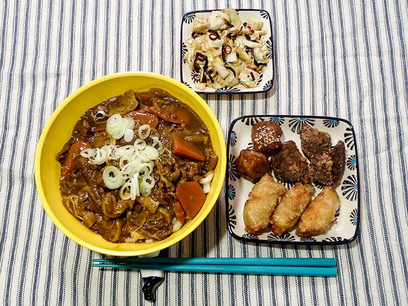 2015年8月18日の晩ご飯