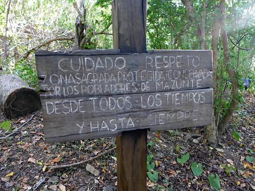 Punta Cometa Reserva Ecologica