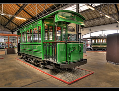 Wallonia Public Transport Museum