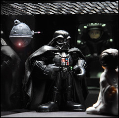 Interrogating Princess Leia