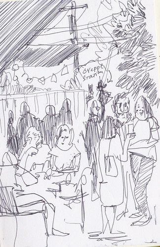 Sketchbook #91: Party