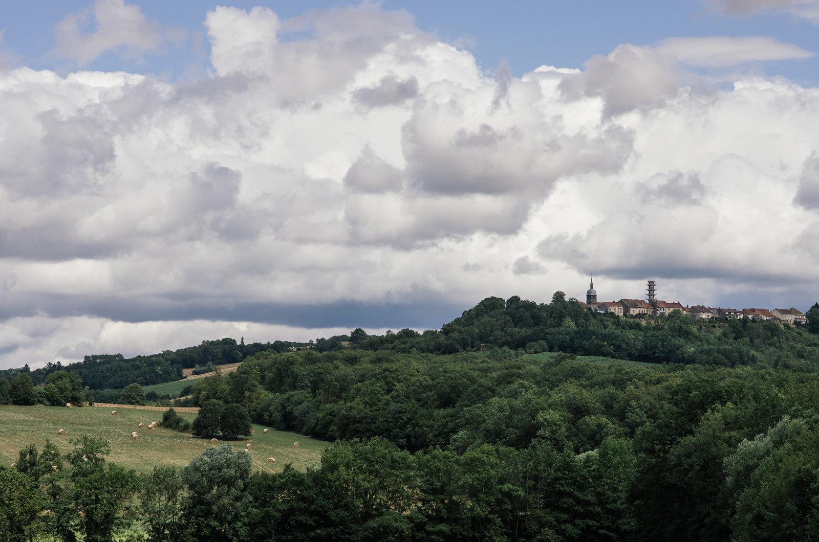 Randonnée sur le GR7, de Langres à Coiffy - Carnet de voyage France