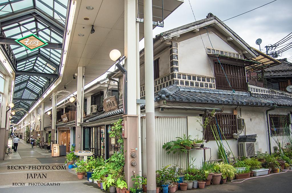 倉敷美觀地區(くらしきびかんちく), 岡山県倉敷市
