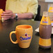 Chocomel and yellow day