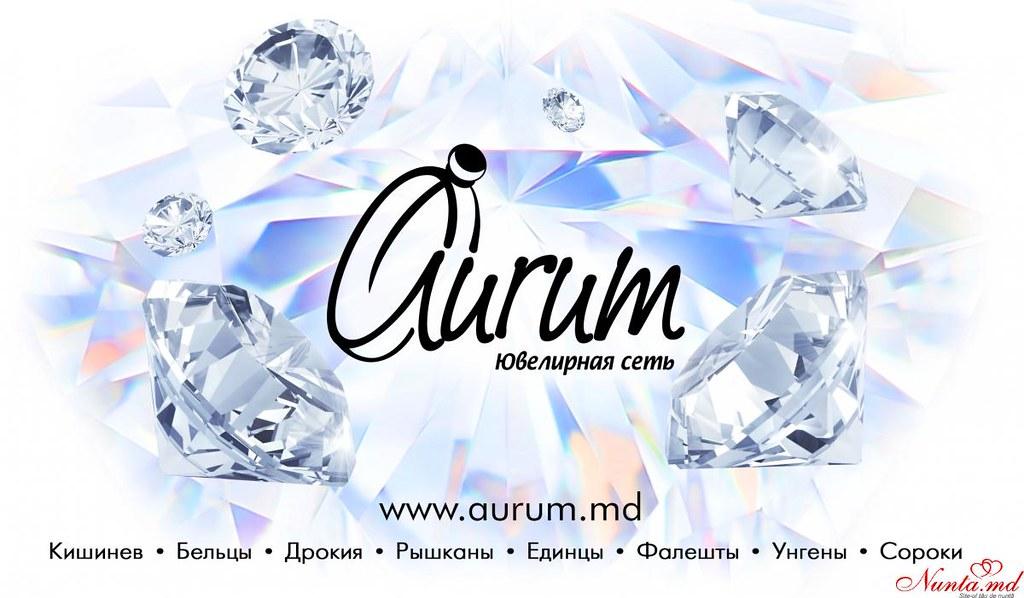 Reţeaua de bijuterii «AURUM»