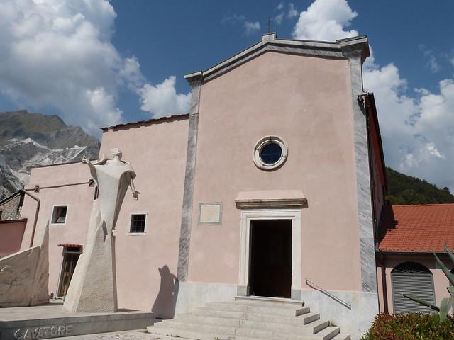 église de colonnata