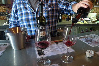Hagafen Cellars - Wine tasting