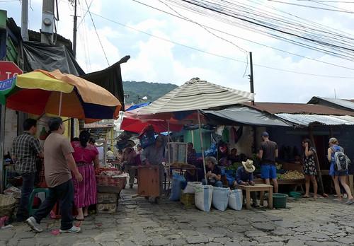 Market in San Pedro
