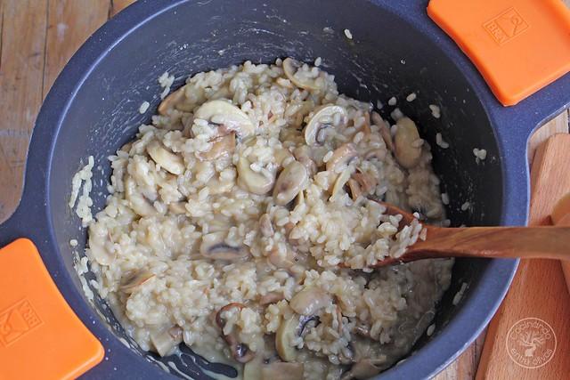 Risotto de champiñones www.cocinandoentreolivos.com (14)