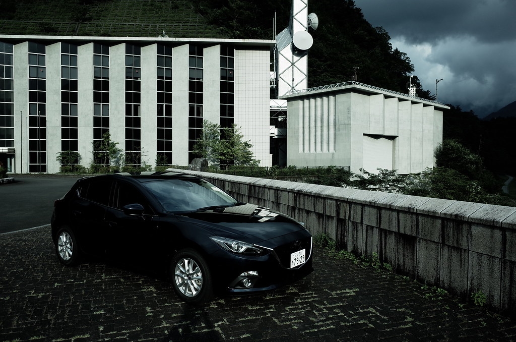 MAZDA3 TEST DRIVE