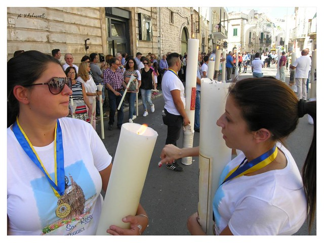 Casamassima-L'intervista post San Rocco al presidente del Comitato (49)