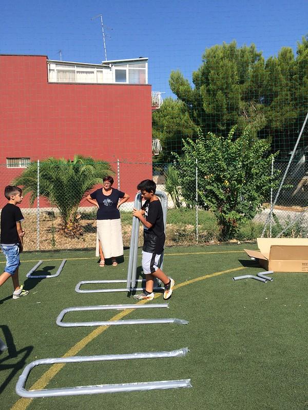 Casamassima-I ragazzi del Semiconvitto Pia Domuns Cristo Re raccontano la gioia per la nuova piscina (10)