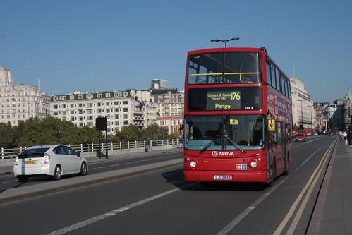 Arriva London South VLA8 LJ03MXY