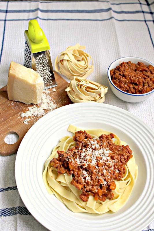 Bolognaise sauce 5