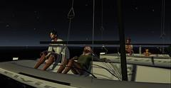 Sail Away, Sail Away, Sail Away!
