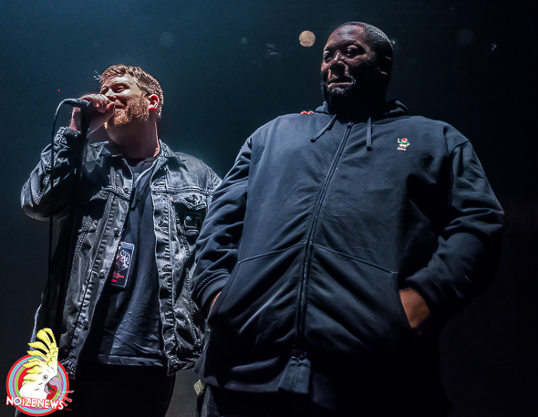 Run the Jewels wsg Boots