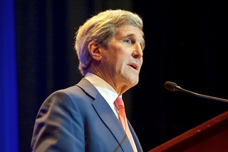 Secretary Kerry Speaks on Climate Change and National Security at Old Dominion University