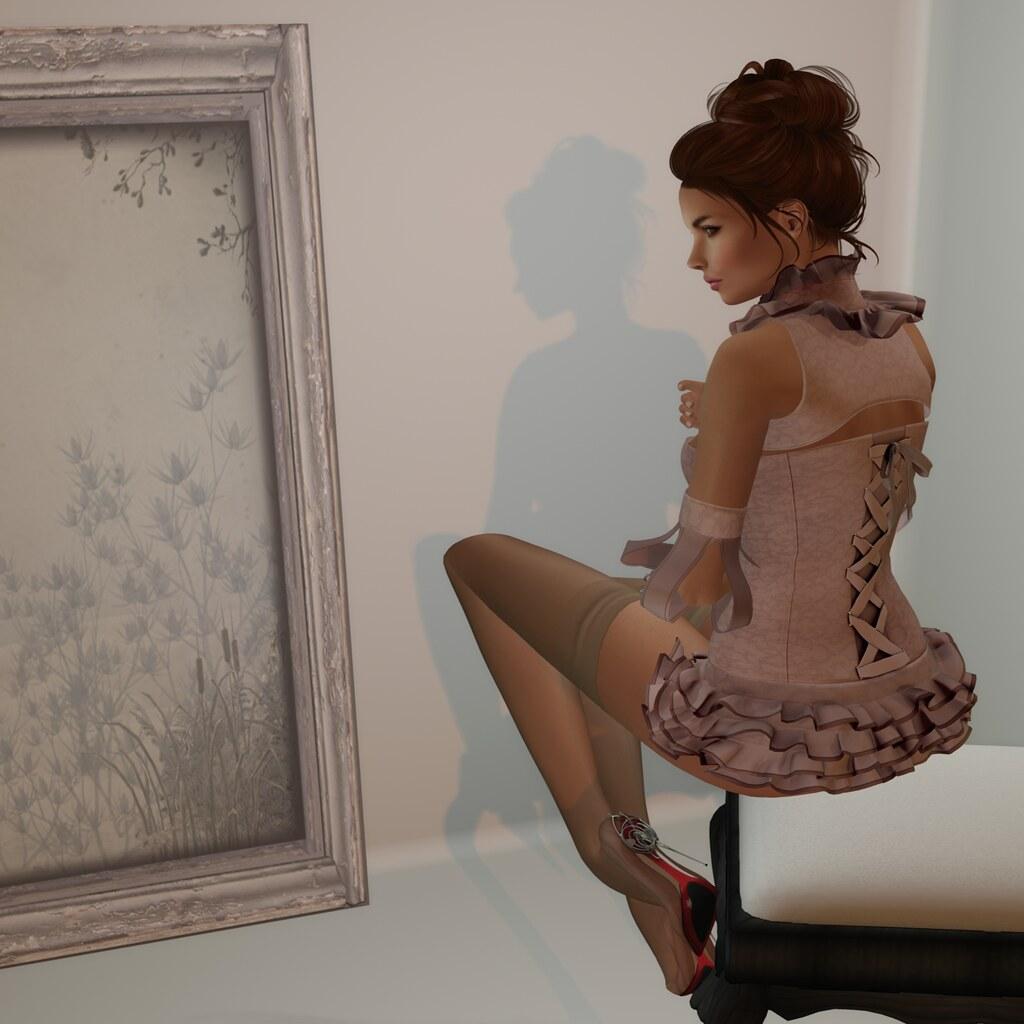 Rococo lingerie, Dead Dollz @ FGC