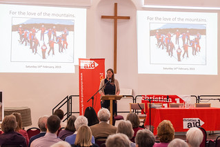 Christian Aid's 70th Anniversary in Scotland