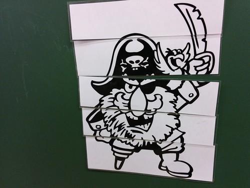 Jeu du pirate