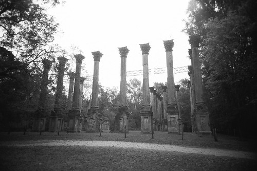 The Windsor Ruins